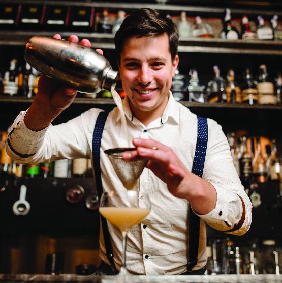 Zážitok profesionálneho baru  priamo u Vás