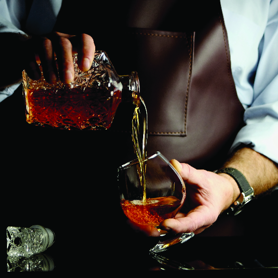 Tasting- ochutnávka alkoholov